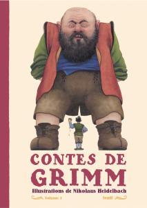 Couverture de l'ouvrage Contes de Grimm