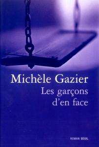 Couverture de l'ouvrage Les Garçons d'en face