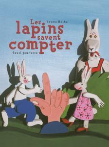 Couverture de l'ouvrage Les Lapins savent compter