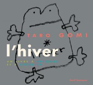 Couverture de l'ouvrage L'Hiver. Un livre à dessiner et à colorier