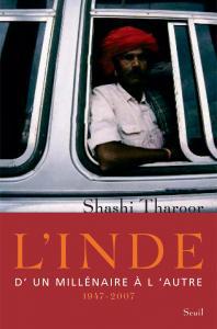 Couverture de l'ouvrage L'Inde. D'un millénaire à l'autre (1947-2007)