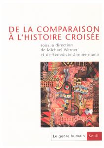 couverture Le Genre humain, n° 42, De la comparaiso...