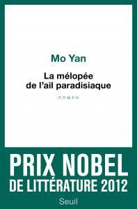 couverture La Mélopée de l'ail paradisiaque