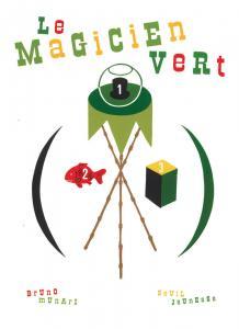 Couverture de l'ouvrage Le Magicien vert