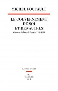 couverture Le Gouvernement de soi et des autres