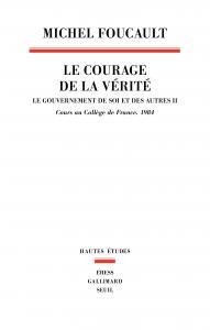 couverture Le Courage de la vérité