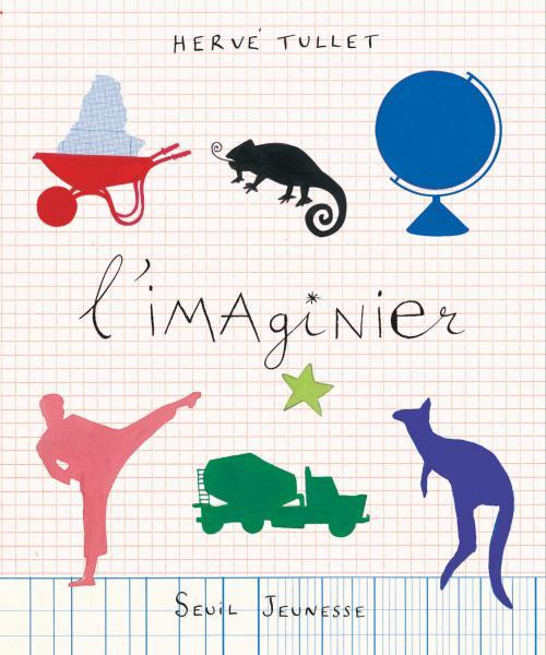 Couverture de l'ouvrage Imaginier