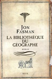 Couverture de l'ouvrage La Bibliothèque du géographe