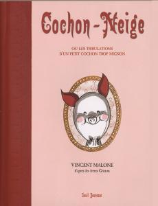 Couverture de l'ouvrage Cochon-Neige