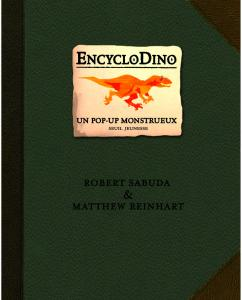 Couverture de l'ouvrage EncycloDino