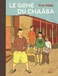 Couverture de l'ouvrage Le Gone du Chaâba