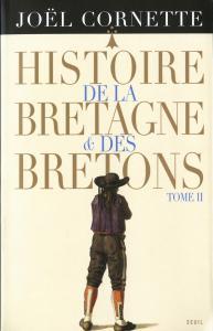 Couverture de l'ouvrage Histoire de la Bretagne et des Bretons t2