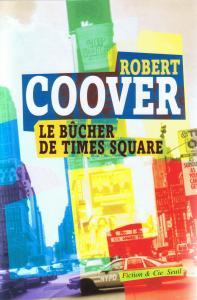 couverture Le Bûcher de Times Square