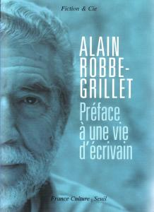 Préface à une vie d'écrivain (+ CD)