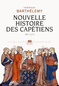 Couverture de l'ouvrage Nouvelle Histoire des Capétiens