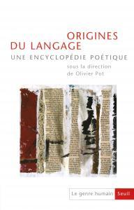 couverture Le Genre humain n° 45-46, Origines du la...