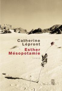 Couverture de l'ouvrage Esther Mésopotamie