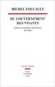 Couverture de l'ouvrage Du Gouvernement des vivants