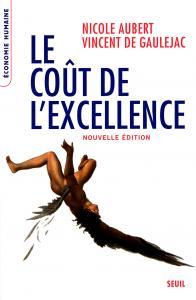 Couverture de l'ouvrage Le Coût de l'excellence