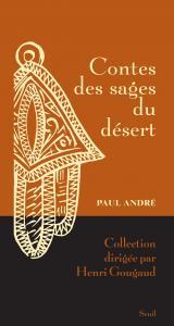 couverture Contes des sages du désert