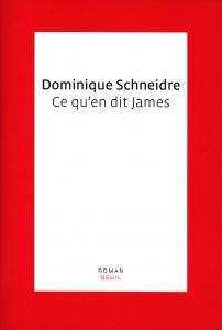 Couverture de l'ouvrage Ce qu'en dit James