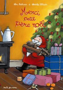 Couverture de l'ouvrage Merci petit Père Noël