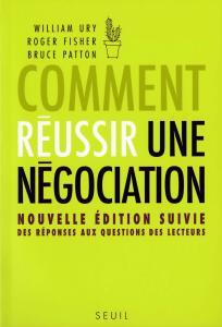 Couverture de l'ouvrage Comment réussir une négociation