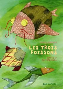 Couverture de l'ouvrage Les Trois Poissons
