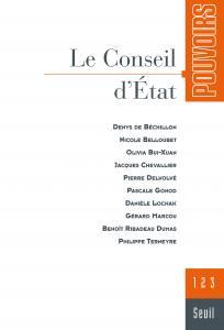 couverture Pouvoirs, n°123