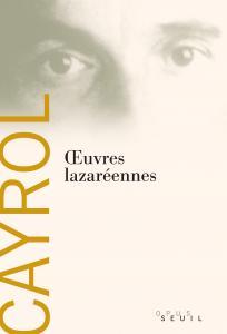 Couverture de l'ouvrage oeuvre lazaréenne