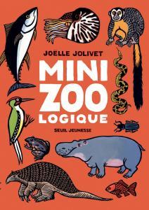Couverture de l'ouvrage Mini zoologique