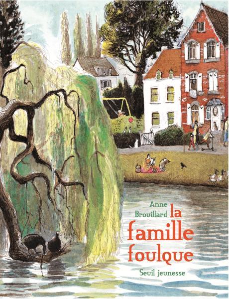 Couverture de l'ouvrage La Famille Foulque