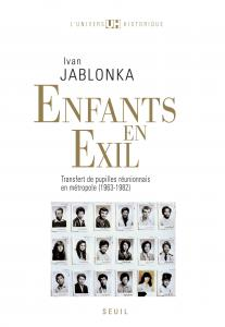 Couverture de l'ouvrage Enfants en exil