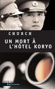 Couverture de l'ouvrage Un mort à l'hôtel Koryo