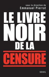 Couverture de l'ouvrage Le Livre noir de la censure