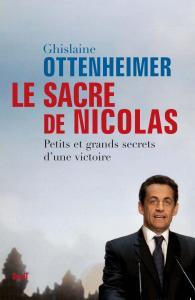 Couverture de l'ouvrage Le Sacre de Nicolas