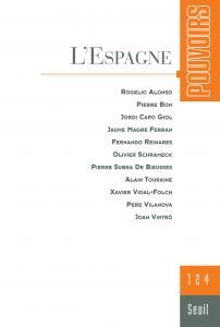 couverture Pouvoirs,  n°124