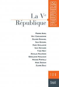couverture Pouvoirs, n°126