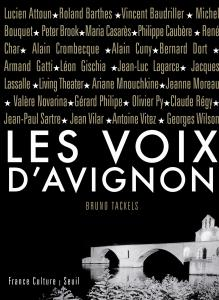 Couverture de l'ouvrage Les Voix d'Avignon