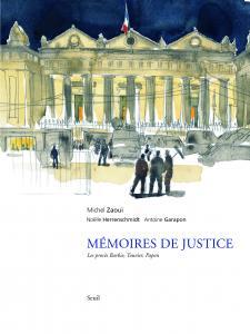 Couverture de l'ouvrage Mémoires de justice