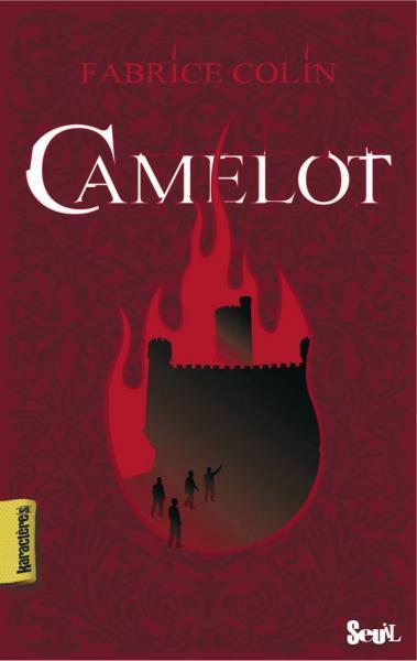 Couverture de l'ouvrage Camelot