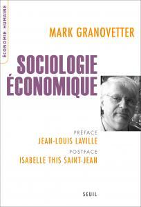 Couverture de l'ouvrage Sociologie économique