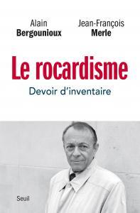Couverture de l'ouvrage Le Rocardisme
