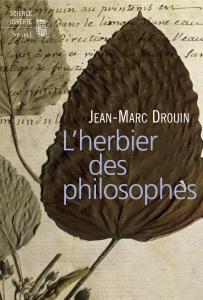 Couverture de l'ouvrage L'Herbier des philosophes