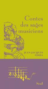 couverture Contes des sages musiciens