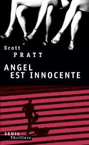 couverture Angel est innocente