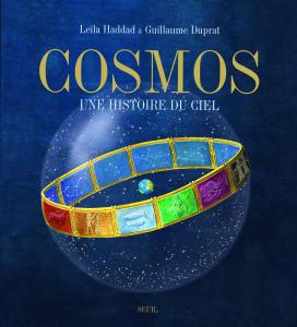 couverture Cosmos, une histoire du ciel