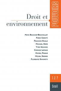 couverture Pouvoirs,  n° 127