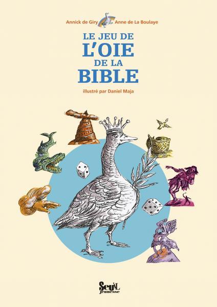 Couverture de l'ouvrage Le Jeu de l'oie de la Bible