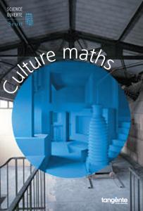 Couverture de l'ouvrage Culture Maths